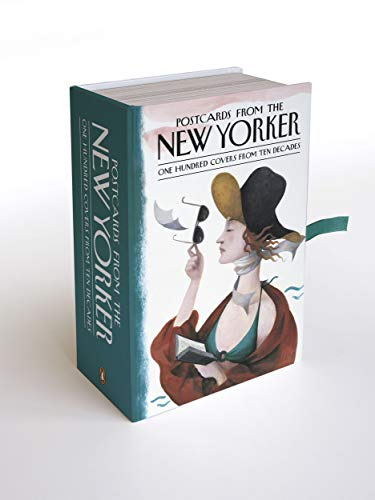 The New Yorker Postcards. Ten Decades 100 Covers: One Hundred Covers from Ten Decades