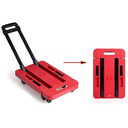 Carretilla de mano plegable Carretilla de servicio pesado de 330 lbs /...