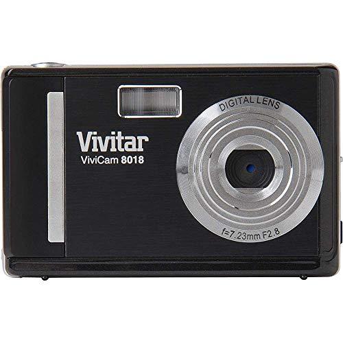 Vivitar V8018 ViviCam 8.1 MP Digital Camera