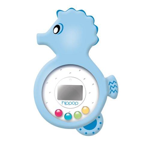 Visiomed Baby Hippop - Termómetro de baño, diseño de juguete