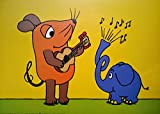 Poster+ Die Sendung mit der Maus: musiziert mit Elefant,