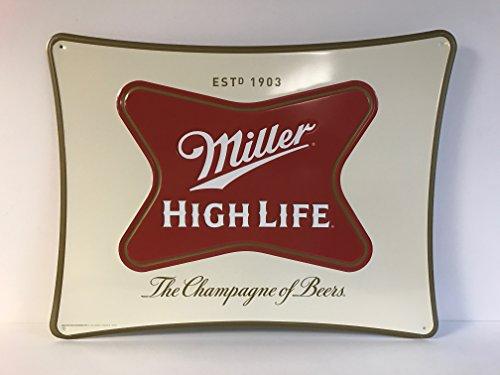 Miller High Life - Metal Sign