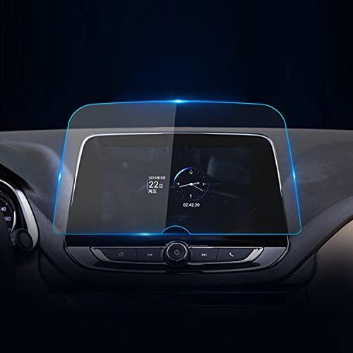NCUIXZH Accesorios Adhesivos de película Protectora de Pantalla de navegación para Coche, para Chevrolet Cavalier 2016~2018 2019 2020 Tracker 2020~2021 Onix 2021