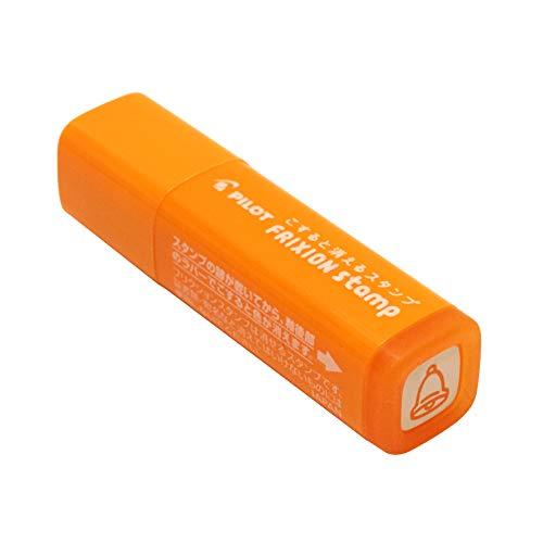 フリクションスタンプ インキ色:アプリコットオレンジ【ベル】【数量限定/冬柄】 SPF-12S-89