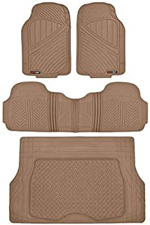 Amazon Com Brown Floor Mats Floor Mats Cargo Liners Automotive