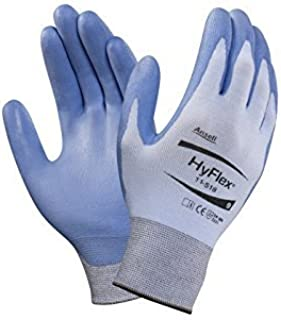 ANSELL 11-518 Ultralight HyFlex Cut Resistant Gloves Size 7 [PRICE is per PAIR]