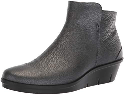 [エコー] ブーツ SKYLER BLACK/DARK SILVER 22.5 cm 2.5E
