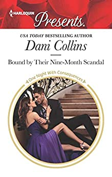 [Dani Collins]のBound by Their Nine-Month Scandal (One Night With Consequences Book 3763) (English Edition)