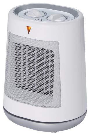 Radiateur Soufflant Electrique Heater Mini Chauffage dappoint avec Temp/érature Constante Automatique Blanc Big Pour Salle de Bain Chambre Bureau