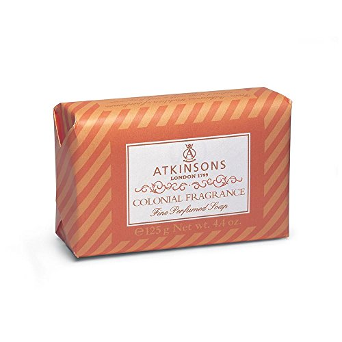 Atkinson - Colonial Fragrance, Sapone Profumato - 125 g...