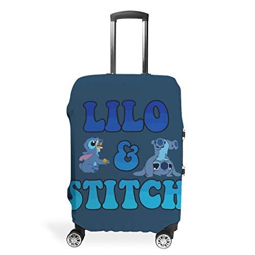Lilo and Stitch - Funda protectora para maleta de viaje (apta para maleta de 39 a 42 pulgadas)