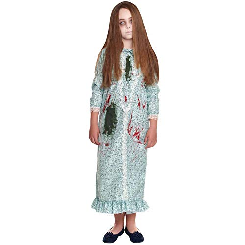 Disfraz Niña Poseída Exorcista Infantil (5-6 años) Halloween (+ Tallas)