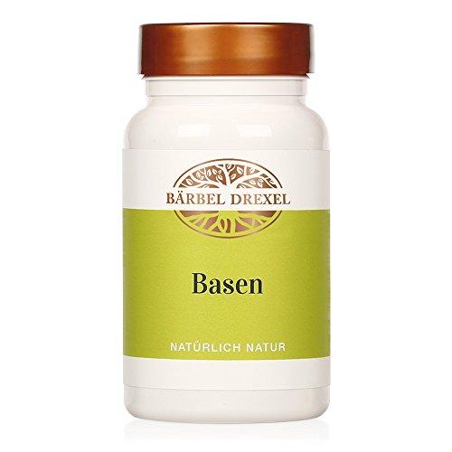 BÄRBEL DREXEL® Basen-Tabletten, Säure-Basen-Balance, Mineralstoff-Komplex (184 Stk) 100{c8aea2c6b2f3b2b9ed109891192129987b299195e82fc47ebe2b6a79aa32e26a} Natürliche Herstellung Deutschland Calcium (30{c8aea2c6b2f3b2b9ed109891192129987b299195e82fc47ebe2b6a79aa32e26a}) + Magnesium (25{c8aea2c6b2f3b2b9ed109891192129987b299195e82fc47ebe2b6a79aa32e26a}) + Zink + Kalium