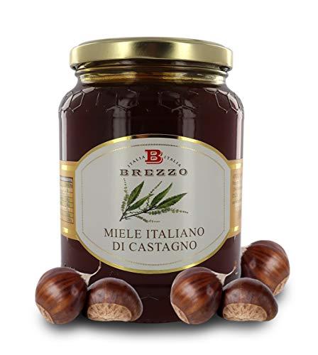 Brezzo Miele Italiano di Castagno, 1 kg