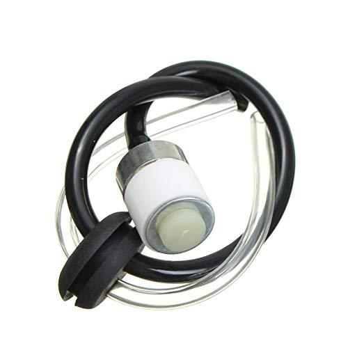 Bureze Brandstoflijn Brandstof Filter Grommet Fit Voor 181767 Trimmer Kettingzagen Homelite Ryobi