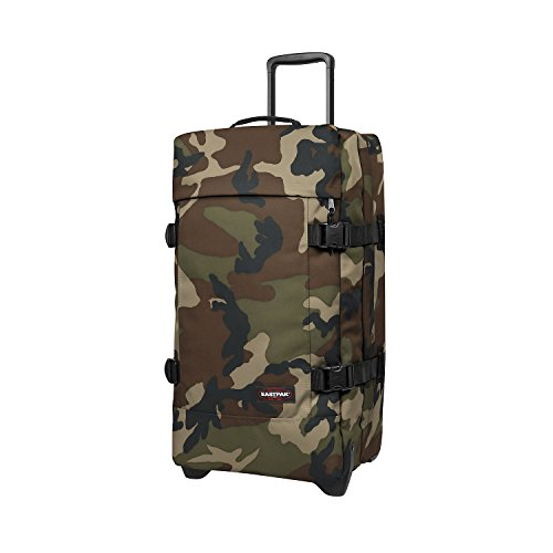 Eastpak Tranverz M Suitcase, Unisex Adults', Camouflage, One Size
