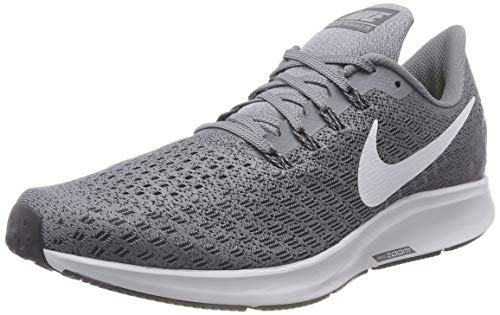 Nike Men's Air Zoom Pegasus 35 Running Shoes, Grey (Cool Grey/Pure Platinum/Anthra 005), 6/6.5 UK