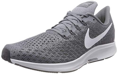Nike Air Zoom Pegasus 35, Scarpe da Corsa Uomo, Grigio (Cool Grey/Pure Platinum/Anthracite 005), 40 EU