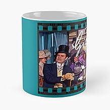 OriginalFavorites Musicale Hommage Gigi Colette Com閐ie Cin閙a Musicals Movie Film Taza de café con Leche 11 oz