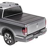 UnderCover Ultra Flex Hard Folding Truck Bed Tonneau Cover   UX82000   Fits 2017 - 2021 Honda Ridgeline 5' Bed (60')