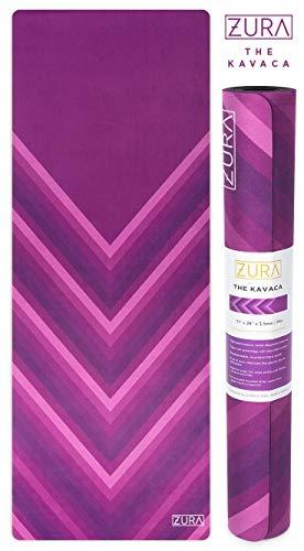 ZURA The Eco-Friendly Combo Yoga Mat