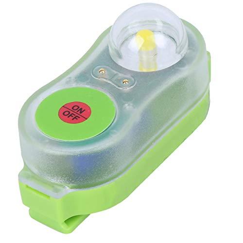 BOLORAMO Chaleco Salvavidas Ligero, Firme Lámpara de Chaleco Salvavidas económica Ahorro de energía Impermeable con Apariencia novedosa para Piscinas(Azul)
