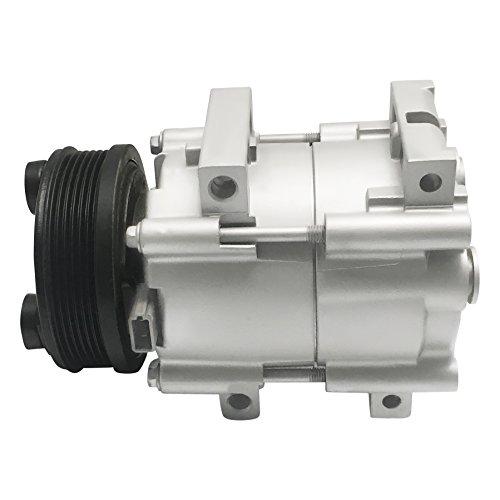 RYC Remanufactured AC Compressor and A/C Clutch EG168