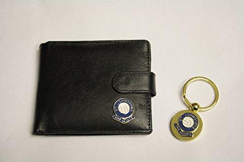 Football club wallet keyring gift set – St Johnstone