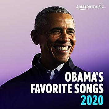 Obama's Favorite Songs 2020