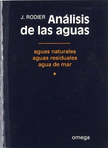 Análisis de las aguas (CIENCIAS BIOLOGICAS)