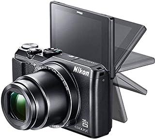 Nikon A900 20.3 MP Digital Camera with 35x Optical Zoom  Black