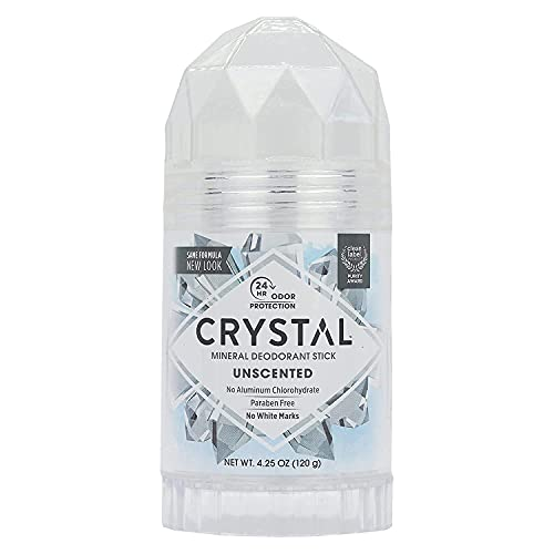 Product Image of the CRYSTAL Deodorant Stick (30003), Unscented, 4.25 Ounce