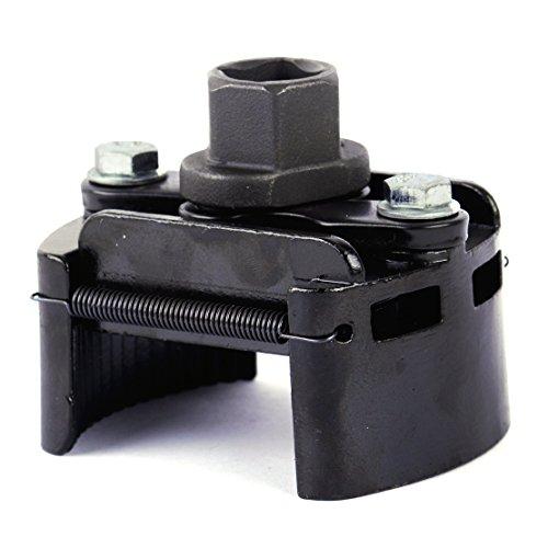 beler Voiture 60-80 mm réglable à l'huile clé de Suppression de Filtre Tasse 1/2\