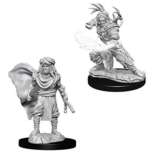Dungeons & Dragons Nolzur's Marvelous Unpainted Minis: Male Human Druid