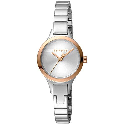 Esprit horloge dames zilver