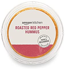 Amazon Kitchen, Roasted Red Pepper Hummus, 8 oz