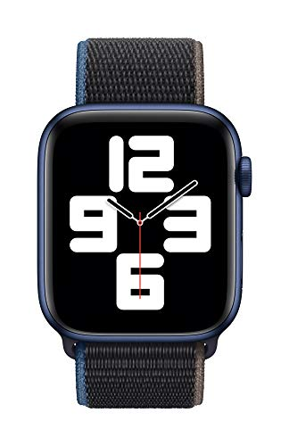 Apple Watch (44mm) Sport Loop, Dunkelgrau