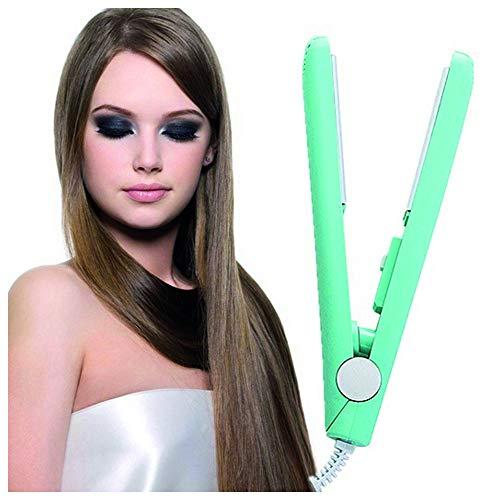 Plancha para el pelo Mini plancha para el cabello Rizador de