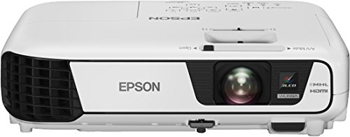 Epson EB-U32, Proiettore, Bianco