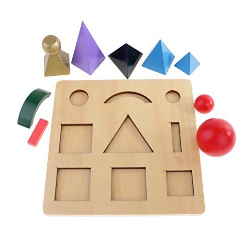 KESOTO Montessori Wortartensymbole Lernspiel Spielzeug