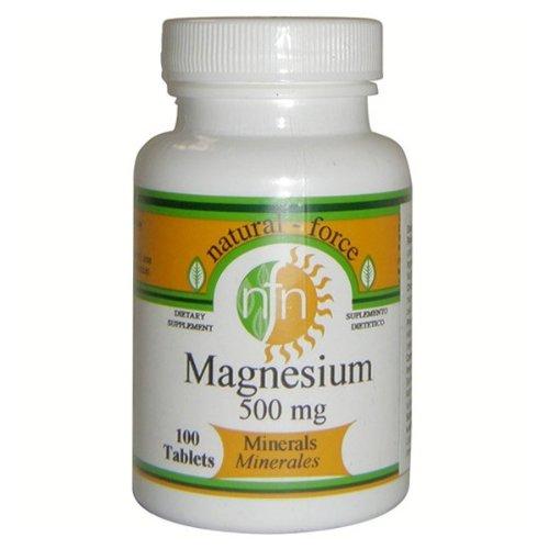 Nutri-Force Magnesio 500Mg. 100Comp 200 g
