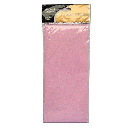 Krepp-Papier - Türkis - 1.5 m x 50 cm - Premier Impact