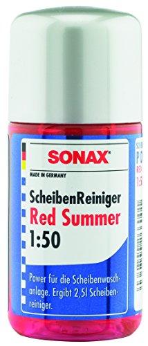 Sonax Red Summer Scheibenreinigungskonzentrat Inhalt: 50 ml