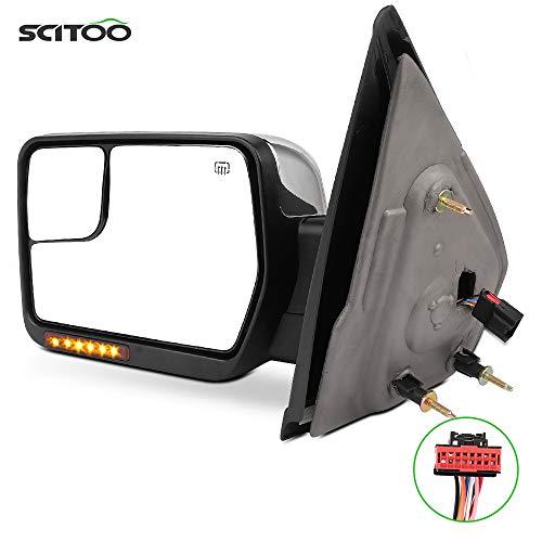 09 f150 fx4 driver side mirror - 9