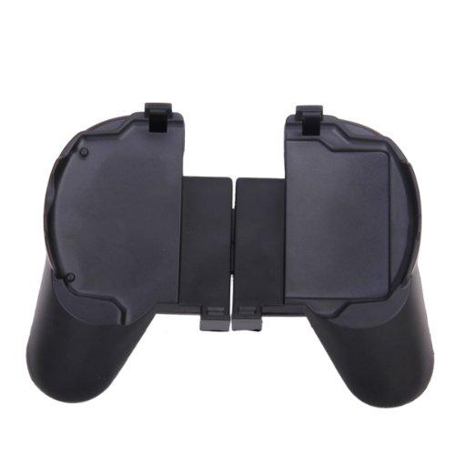 Flexible Hand Grip Controller Handle Holder for PSP 2000/3000--Black