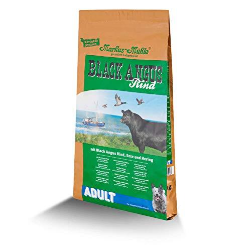 Markus Mühle Black Angus Hundefutter Adult (15kg (mindestens 5 Monate haltbar))