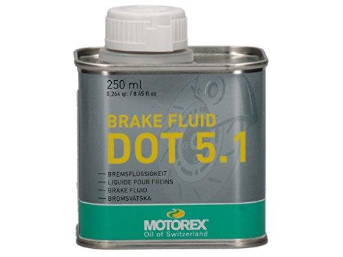 Motorex Brake Fluid DOT 5.1 Liquide de frein 250 ml