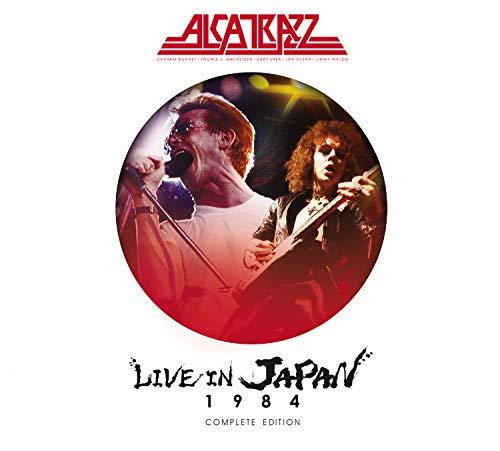 Live in Japan 1984-Complete Edition [Vinyl LP]