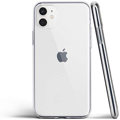 totallee Clear iPhone 11 Case, Thin Cover Ultra Slim Minimal - for Apple iPhone 11 (2019)...