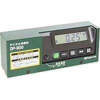 新潟精機 SK デジタル角度計レベルニック 0.1mm/m表示 ±90° DP-90G